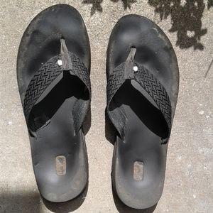 Teva flip flops. Men's Size 15D
